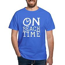 On Beach Time T-Shirt