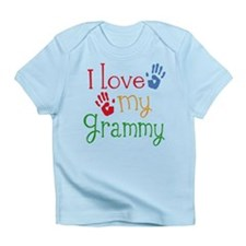 I Love Grammy Infant T-Shirt