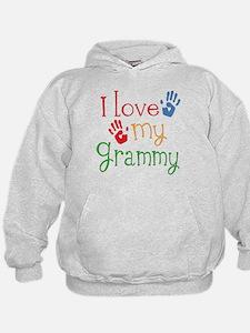 I Love Grammy Hoodie