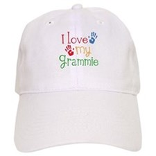 I Love Grammie Baseball Cap