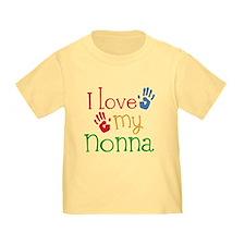 I Love Nonna T