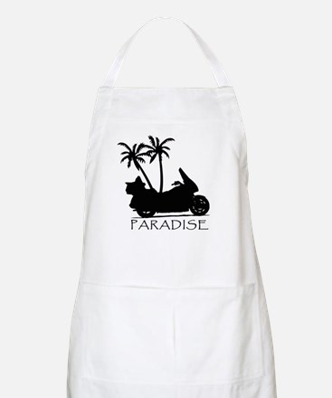 Wing in Paradise BBQ Apron