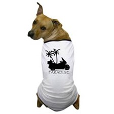 Wing in Paradise Dog T-Shirt