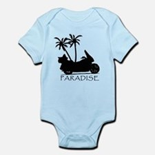 Wing in Paradise Infant Creeper