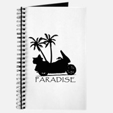 Wing in Paradise Journal
