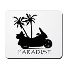 Wing in Paradise Mousepad