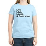 good wine Women's Light T-Shirt