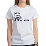 good wine Women's T-Shirt