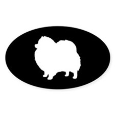 Pomeranian Decal