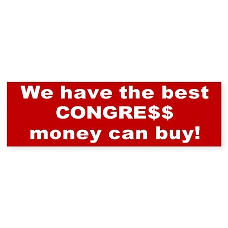 the best congress... Bumper Sticker
