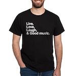 good music Dark T-Shirt