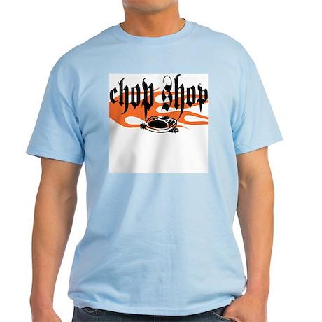 Chop Shop Light T-Shirt