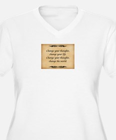 Change Thoughts T-Shirt