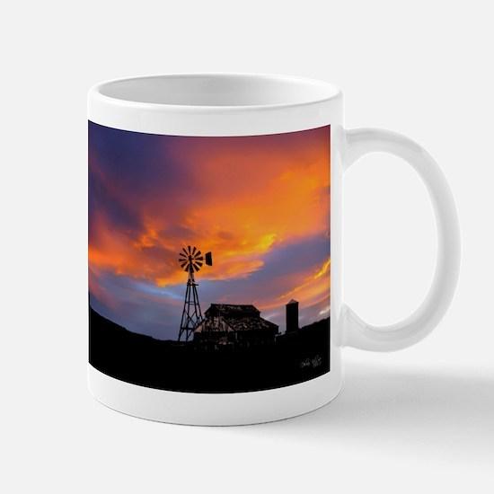 Sunset on the Farm Mug