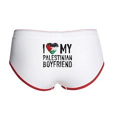 Cool Free palestine Women's Boy Brief