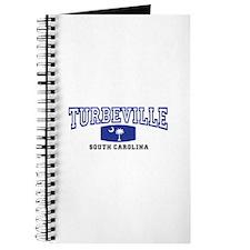 Turbeville South Carolina, SC, Palmetto State Flag