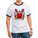 Suchekomnaty Coat of Arms Ringer T