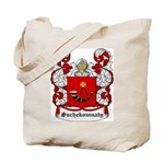 Suchekomnaty Coat of Arms Tote Bag