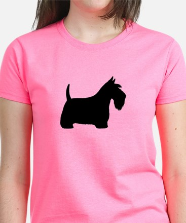 Scottish Terrier Tee