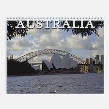 Australia Wall Calendar