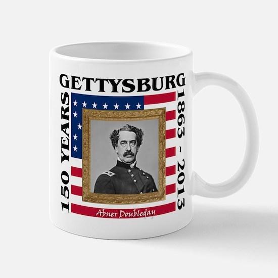 Abner Doubleday - Gettysburg Mug
