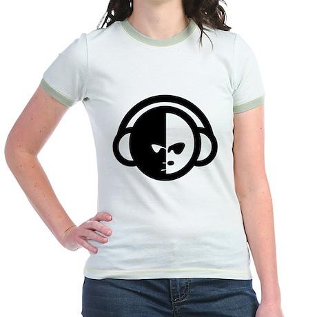 DJ Face Jr. Ringer T-Shirt