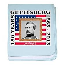 John Buford - Gettysburg baby blanket