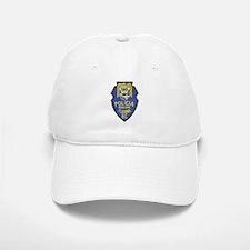 TJ Police Baseball Baseball Cap
