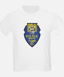 TJ Police  Kids T-Shirt