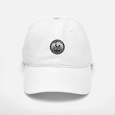 US Navy Seabees Swarm Baseball Baseball Cap