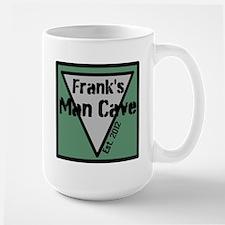 Personalized Man Cave Mug
