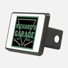 Personalized Garage Hitch Cover