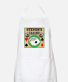 Personalized Casino Apron