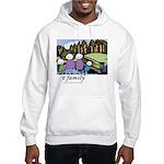 ADULT Hooded Sweatshirt- (Unisex)