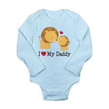 I Heart My Daddy Baby Outfits
