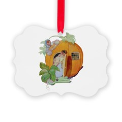 PETER PETER PUMPKIN EATER Ornament