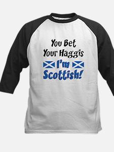 Bet Haggis Im Scottish Tee