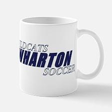 Wildcats Soccer X.png Mug