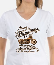 Happiness - Motorcycle Shirt