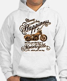 Happiness - Motorcycle Jumper Hoody