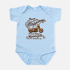 Happiness - Motorcycle Infant Bodysuit