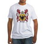 Soltyk Coat of Arms Fitted T-Shirt