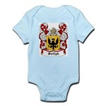 Soltyk Coat of Arms Infant Creeper