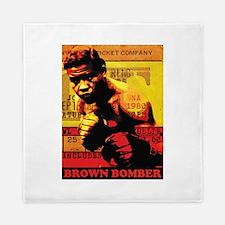 Joe Louis - Brown Bomber Queen Duvet