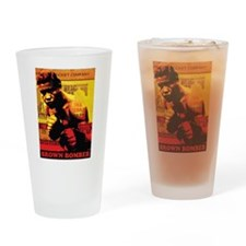 Joe Louis - Brown Bomber Drinking Glass