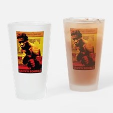 Joe Louis - Brown Bomber Drinking Glass