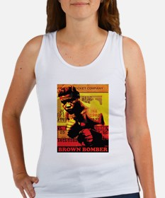 Joe Louis - Brown Bomber Women's Tank Top