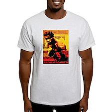 Joe Louis - Brown Bomber T-Shirt