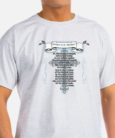 Prayer to Saint Michael T-Shirt