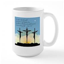 Jesus Crucifixion/John 3:16 Mug